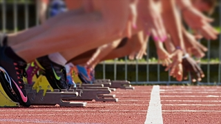 Track Championship schedule changed due to heat
