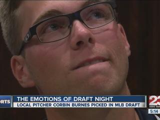 Local P Corbin Burnes picked #111 in MLB Draft