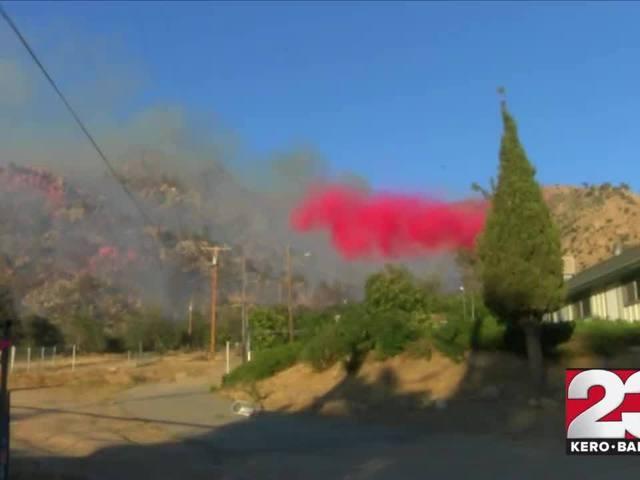Erskine Fire destroys upwards of 100 homes in Lake Isabella, burns 7k - 8k acres