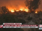 Erskine Fire evacuee shares her story