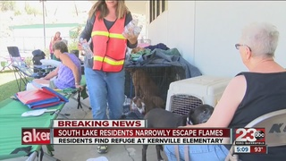 Salvation Army continues to help Erskine victims