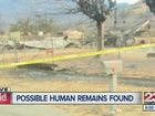 KCSO: remains found in Erskine Fire