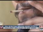 State to vote on recreational marijuana use