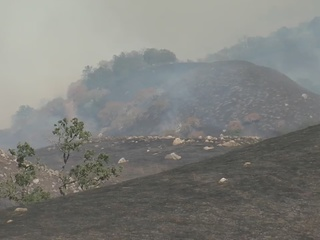 LIVE: Deer Fire grows to 500 acres
