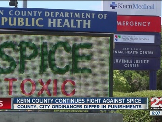 Hearing on Arvin spice ban on Tuesday night