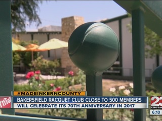 Made in Kern County: Bakersfield Racquet Club