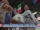 Wasco teen arrives on Int'l Taekwondo scene