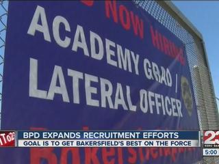 BPD expands recruitment efforts