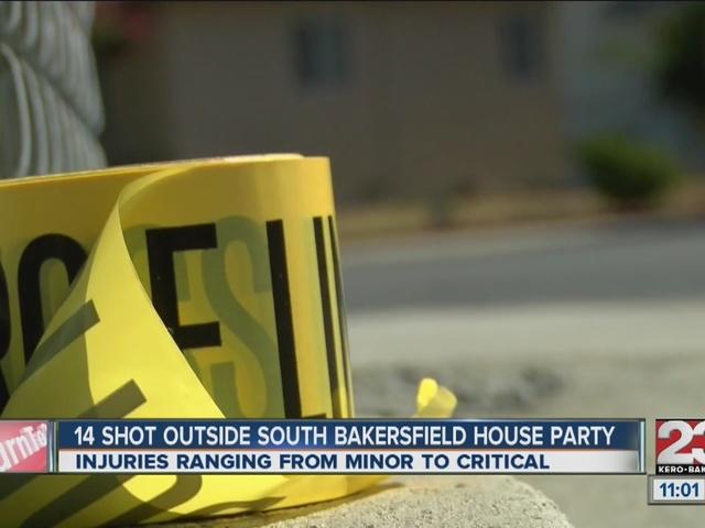 Neighbor recalls moment he heard gun shots from party