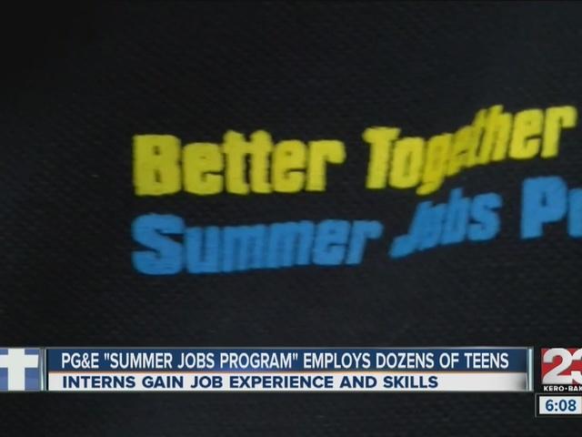 Local teens benefit from Summer Jobs Program