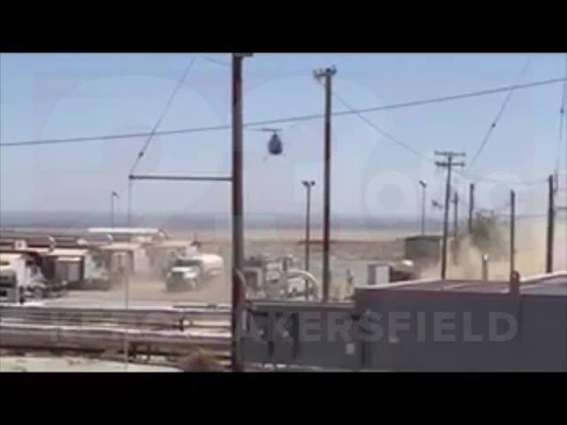 Man injured in oilfields near Cymric