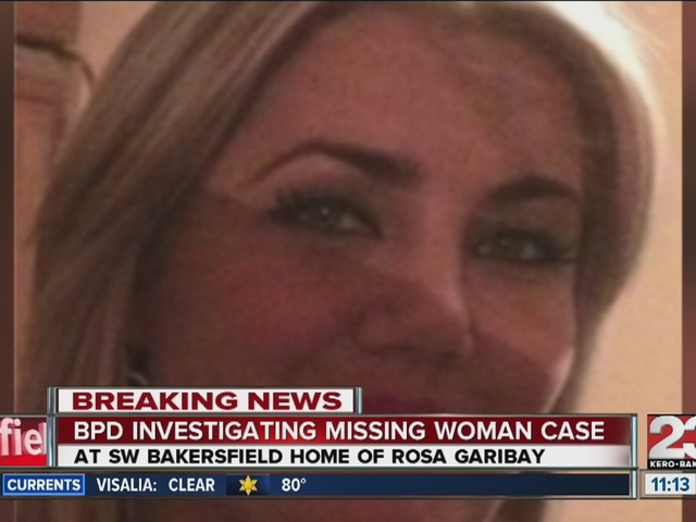 Husband of Rosa Garibay arrested, accused of murdering his wife