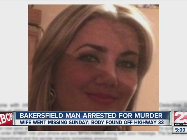 Missing woman murdered, husband arrested