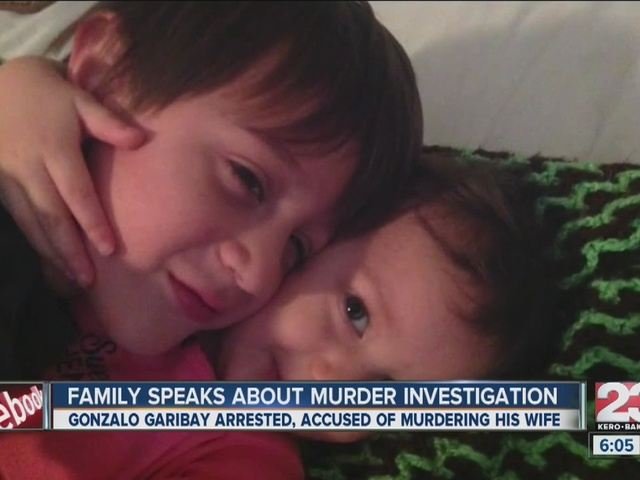 Family speaks about murder investigation