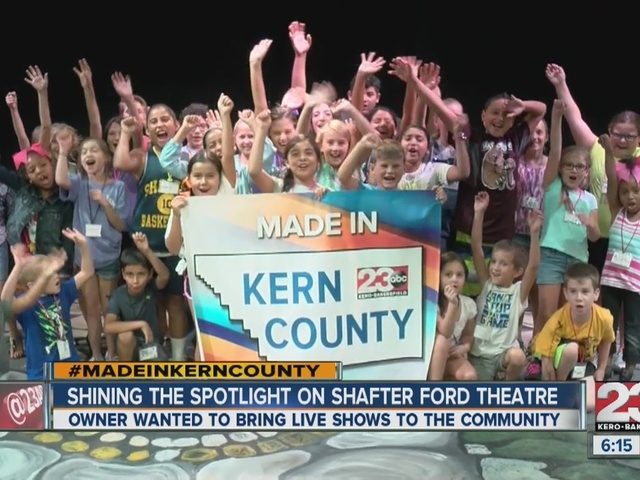 Made in Kern County Ford Theater