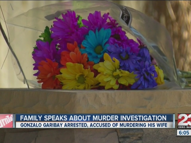 Rosa Garibay's niece speaks about her aunt