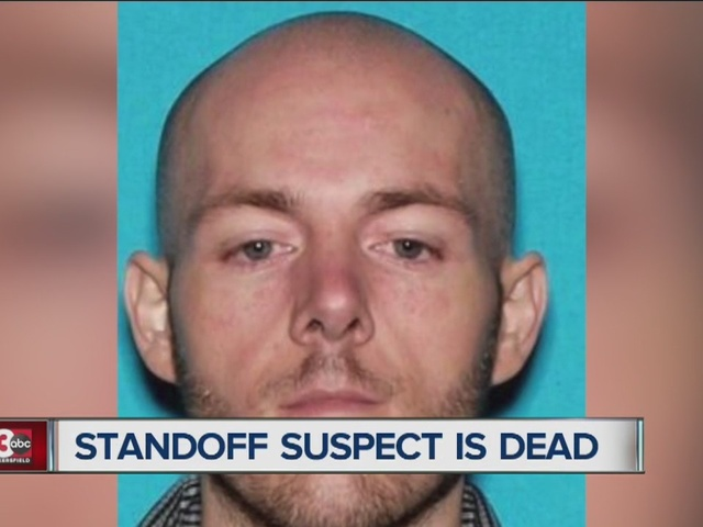 Standoff suspect confirmed to be dead