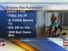 Yoga event to benefit Erskine Fire victims