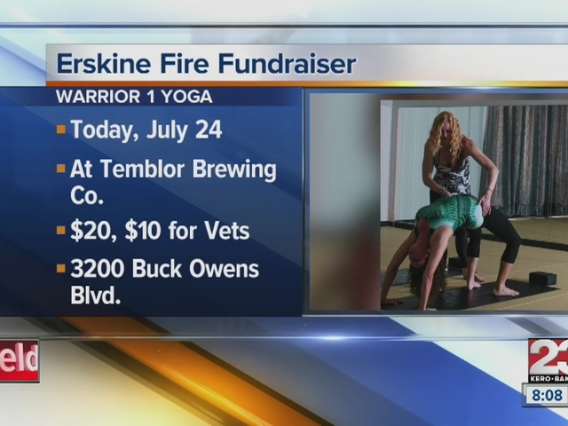 Preview: Yoga for a good cause