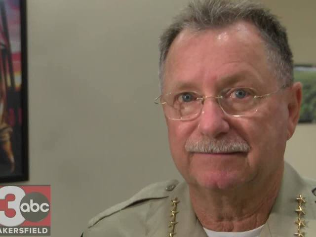 Youngblood speaks on KCSO budget cuts