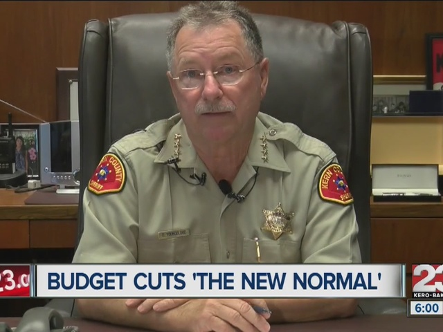 Budget cuts 'the new normal'
