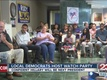 Young Democrats host DNC watch party