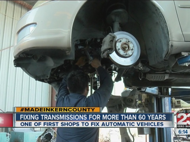 Made in Kern County: All Automatic Transmission