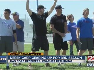 23ABC Camp Week: Oakland Raiders