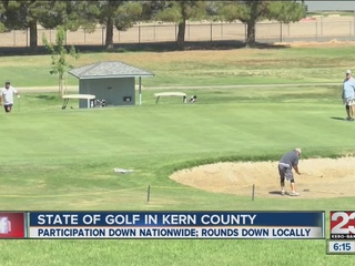 State of golf in Kern County is bleak