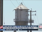 BHS water tower begins move to K.C. Museum
