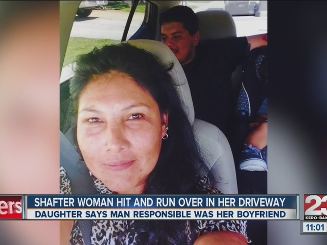 Shafter woman hit and killed by car, man wanted