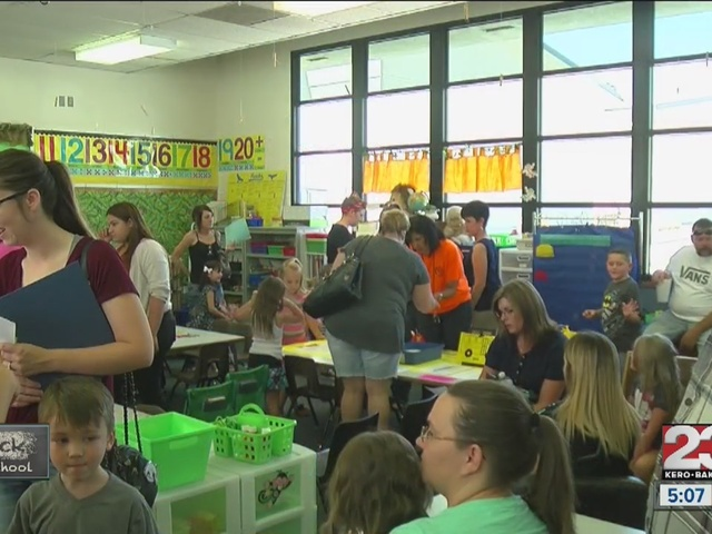 Third Annual backpack giveaway