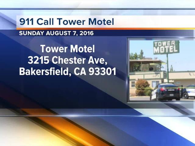 Tower Motel - 911 Call