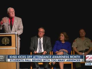 School Attendance Awareness Month kicks off