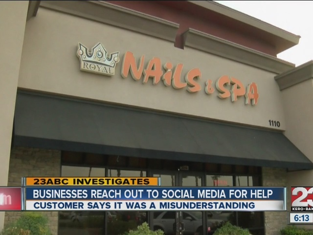 Local businesses reach out to social media for help