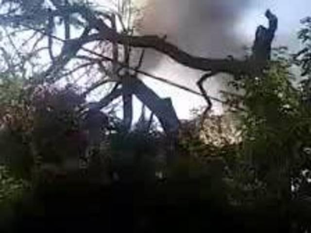East Bakersfield fire August 24