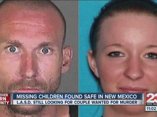 Three kidnapped children found