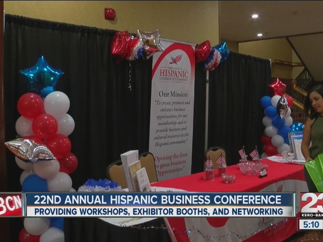 22nd Annual Hispanic Business Conference