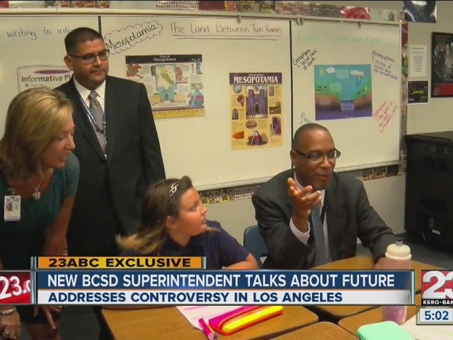 EXCLUSIVE: BCSD superintendent talks to 23ABC