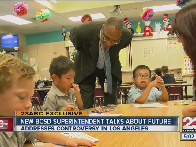 New BCSD superintendent talks about future