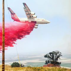 Range Fire 85% contained in Bear Valley Springs