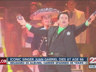 Locals react to passing of Juan Gabriel