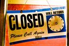New restaurants fail health inspections