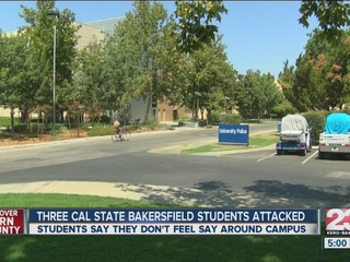 CSUB cops investigating campus assault reports