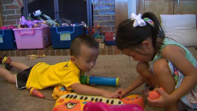 Best friends at Chinese orphanage separated, then reunited by adoption
