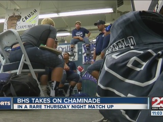 Turnovers hurt Bakersfield in loss to Chaminade