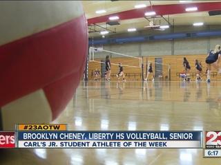 Female Athlete of the Week: Brooklyn Cheney