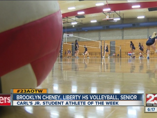Female Athlete of the Week: Brooklyn Cheney