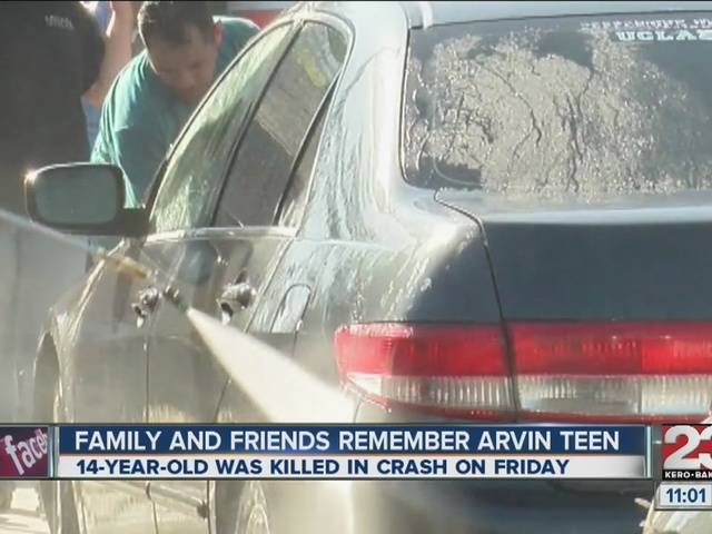 Community helps family raise money for teens funeral