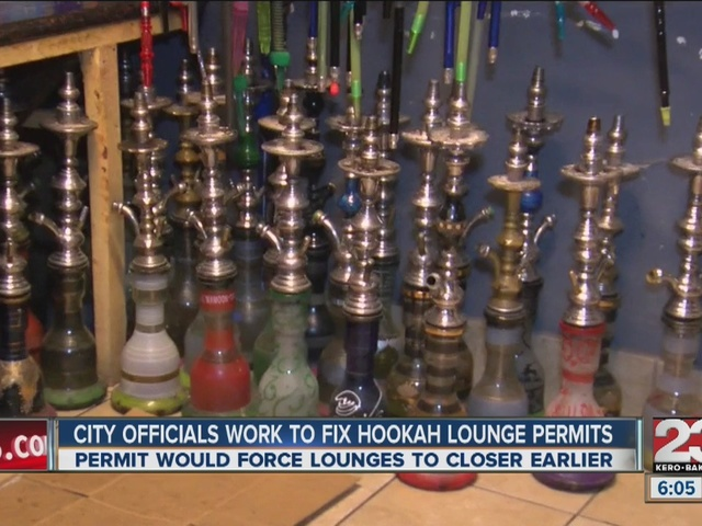 City works to put curfew on hookah lounges